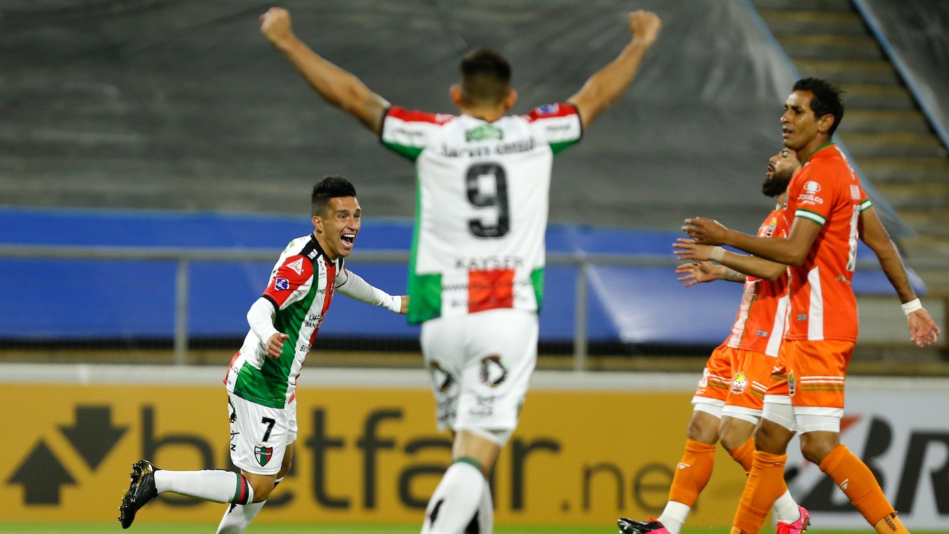 Palestino vs. Cobresal en vivo: partido online, resultado, goles, videos y  formaciones   Goal.com