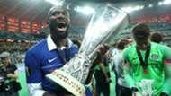 Antonio Rudiger Chelsea Europa League final 2018-19