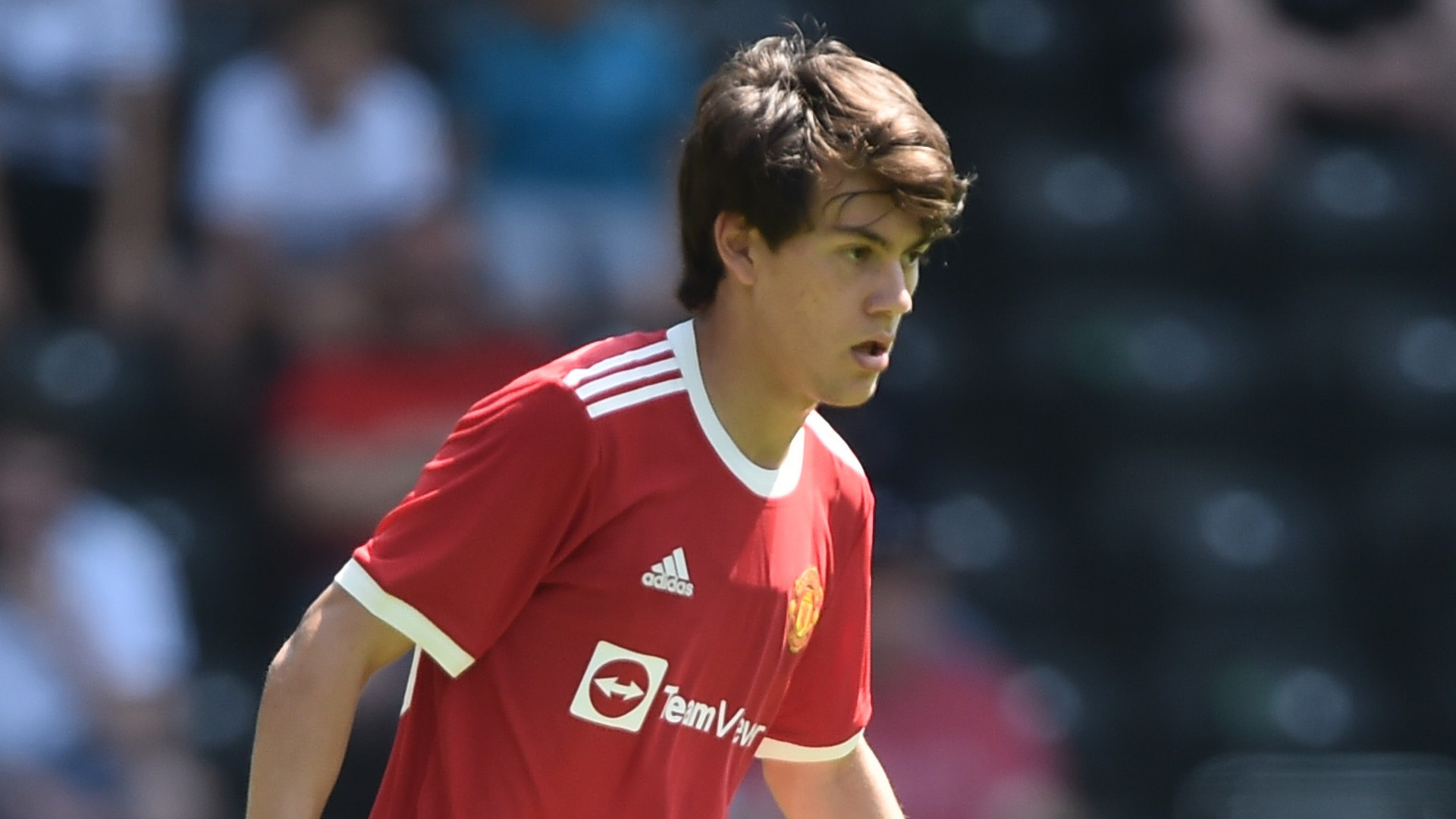 Pellistri determined to 'push forward' after first Manchester United goal
