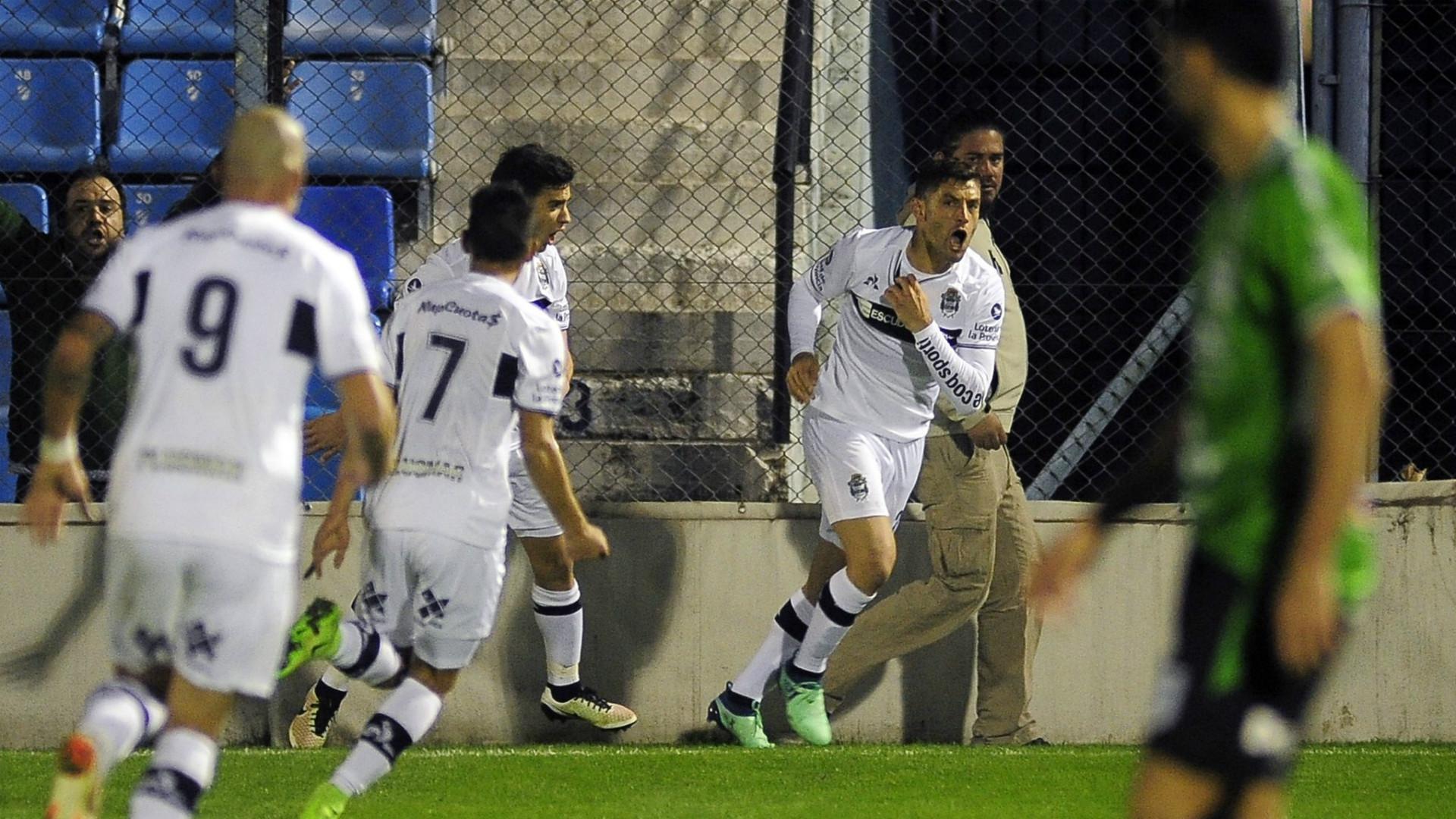 Gimnasia Sportivo Belgrano 32avos de final Copa Argentina