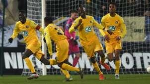 Name Moustapha Pau Bordeaux Coupe de France 16012020