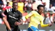 Ntsikelelo Nyauza, Orlando Pirates & Percy Tau, Mamelodi Sundowns