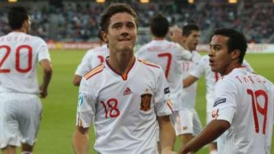 Ander Herrera Spain U21 European Championship 2011
