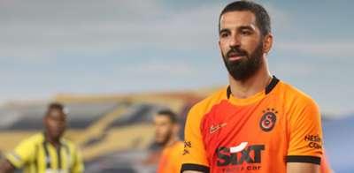 Arda Turan Galatasaray vs. Fenerbahce 02/06/21