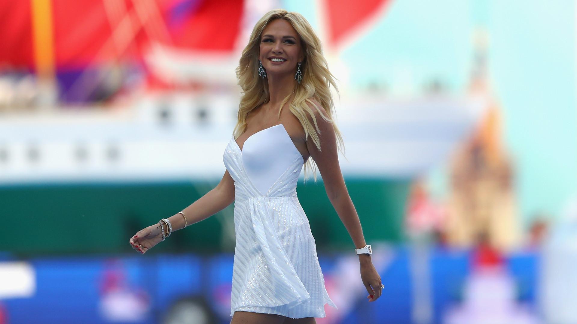 Victoria Lopyreva World Cup 2018 Ambassador