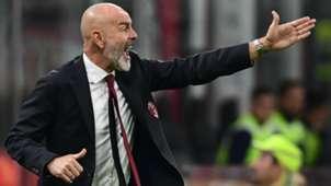 Pioli Milan Lecce Serie A