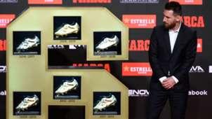 Lionel Messi Bota de Oro 2019