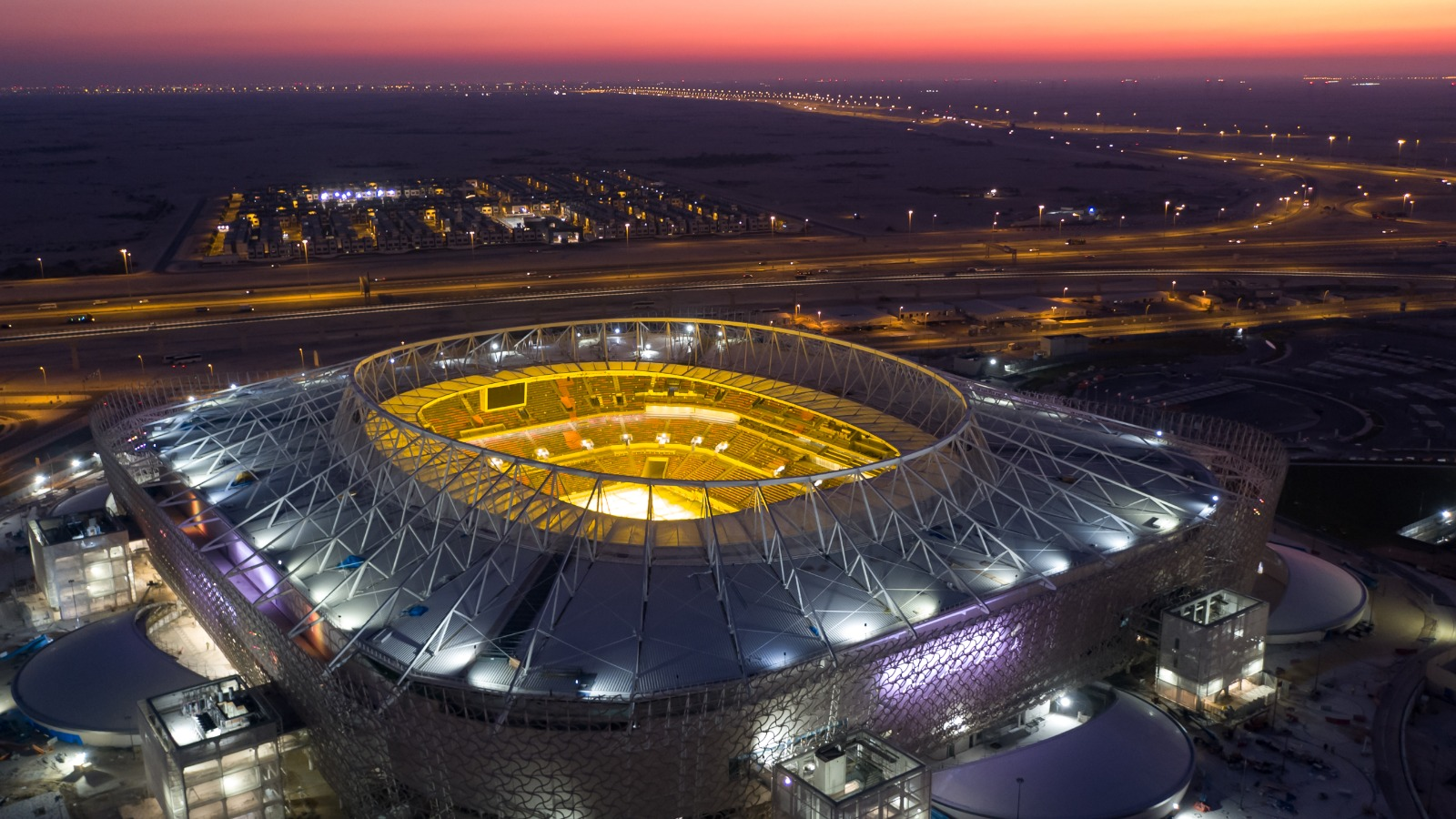 The economic blockade on Qatar ends - 2022 World Cup truly an Arab World Cup!