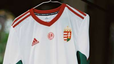 Hungary Euro 2020 Away kit