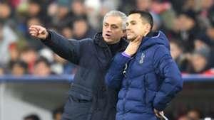 """Tottenham, Mourinho : """"Nous ferons peur en février"""""""