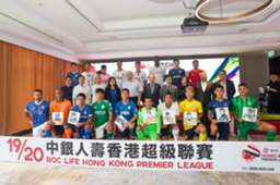 Hong Kong Premeir league new season begin on 30/8.