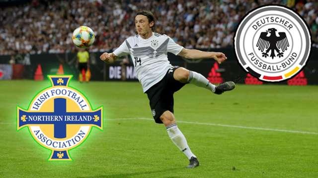 Nordirland Vs Deutschland In Tv Und Live Stream Sehen Die