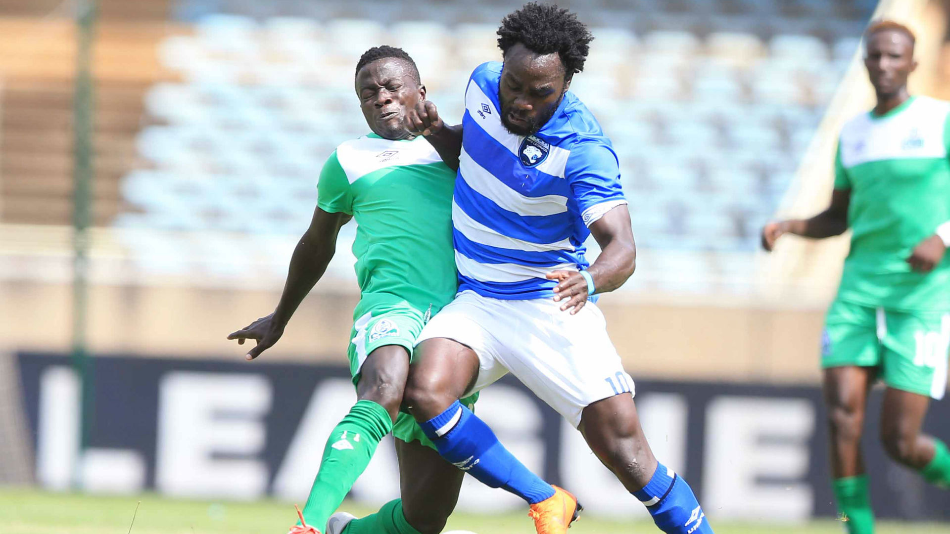 Coronavirus: AFC Leopards star Rupia worried as contract nears end