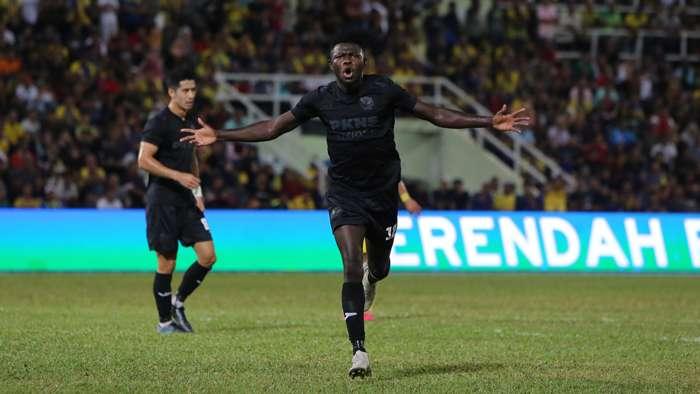 Ifedayo Olusegun, Pahang v Selangor, Super League, 29 Feb 2020