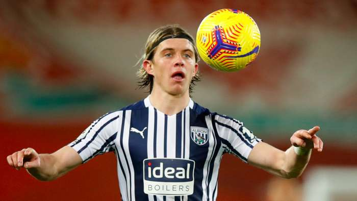 Conor Gallagher West Brom