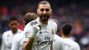 Karim Benzema Real Madrid La Liga 04212019