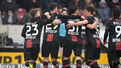 VfB Stuttgart Bayer Leverkusen Bundesliga 13042019