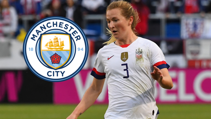 Sam Mewis Manchester City