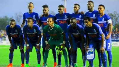 Rayon Sports of Rwanda in Cecafa.
