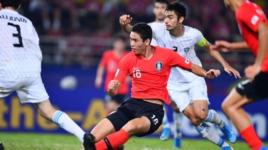TRỰC TIẾP U23 Hàn Quốc vs U23 Jordan. Link xem U23 Hàn Quốc vs U23 Jordan. Xem trực tiếp U23 Hàn Quốc vs U23 Jordan. Xem VTV6. Trực tiếp bóng đá hôm nay. Giải U23 châu Á 2020 | Goal.com