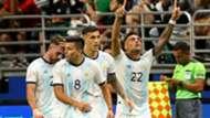 Lautaro Martinez Mexico Argentina amistoso 10092019