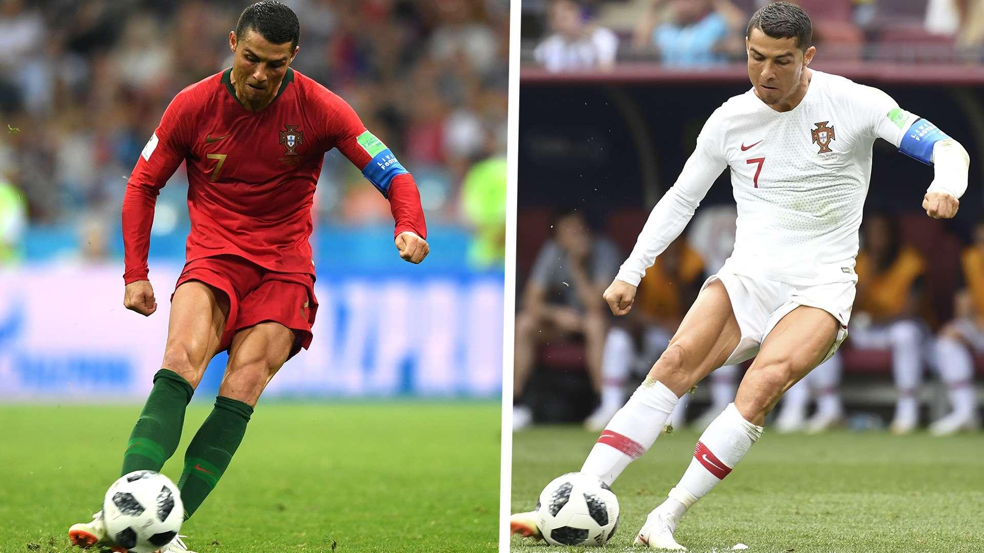 How To Take Free Kicks Like Cristiano Ronaldo Goal Com