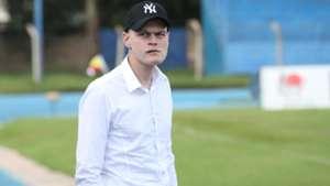 AFC Leopards assistant coach Marko Vasiljevic.