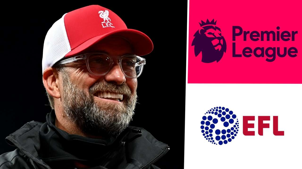 Jurgen Klopp Premier League EFL