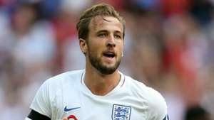 Harry Kane England 2017-18