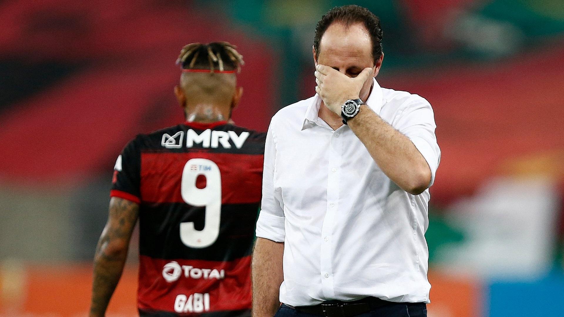 Flamengo pós-Jorge Jesus: qual é o saldo de Rogério Ceni e Dome? | Goal.com