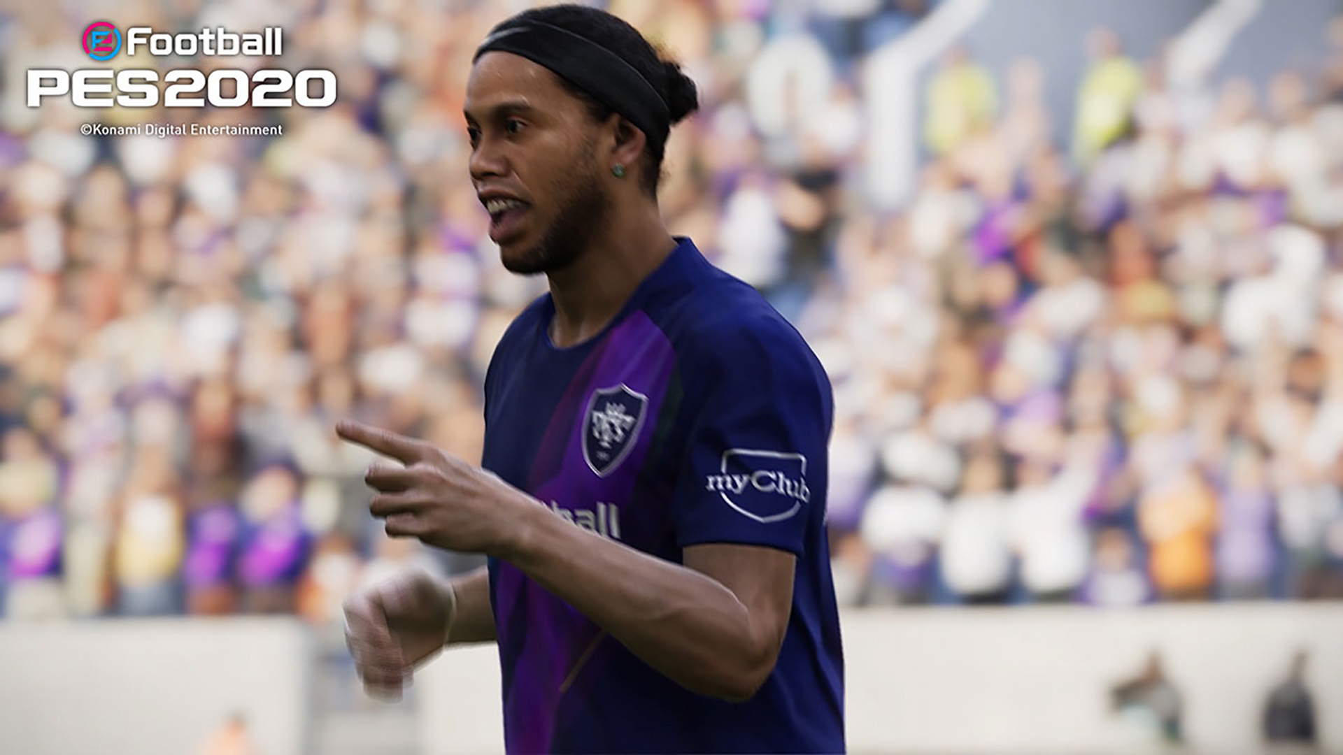 PES 2020 Pro Evolution Soccer 2020 Ronaldinho