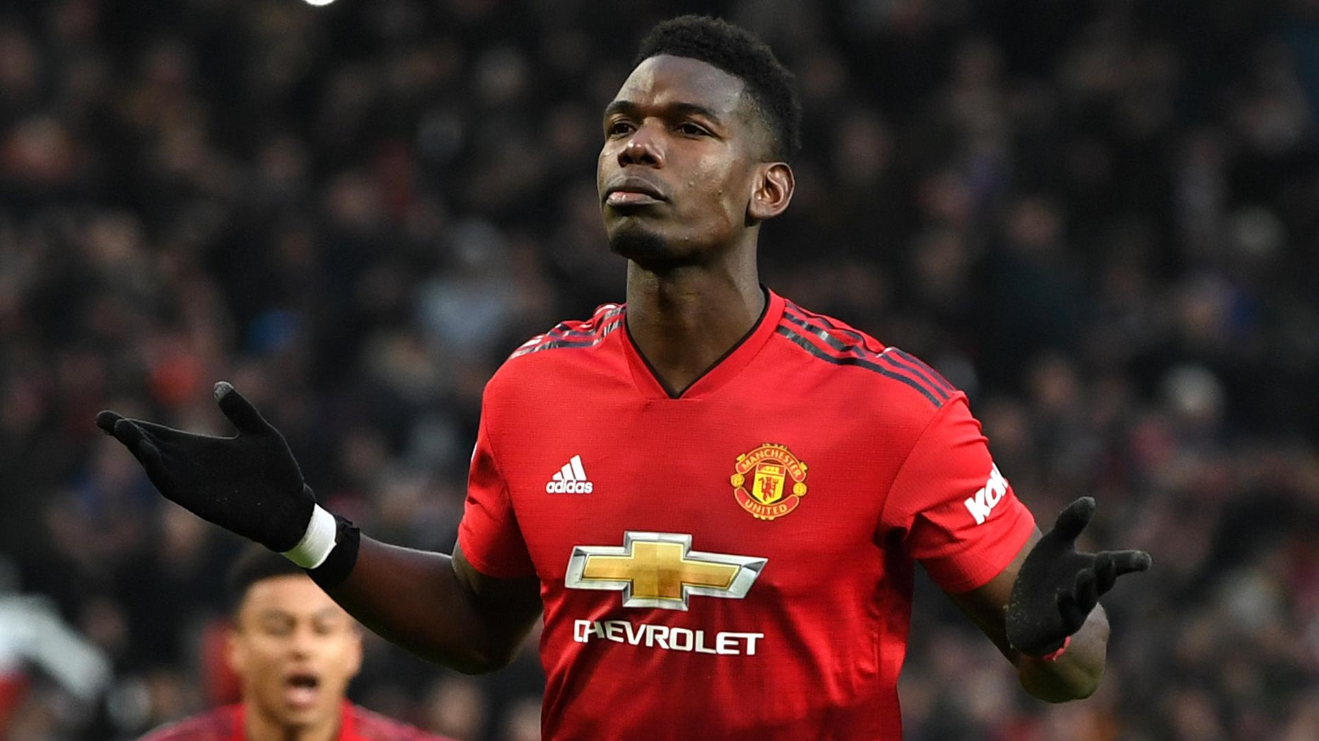 Paul Pogba Man Utd 2019