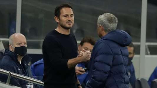 Mourinho gọi Tottenham là 'ngựa non', Lampard lập tức đáp lời