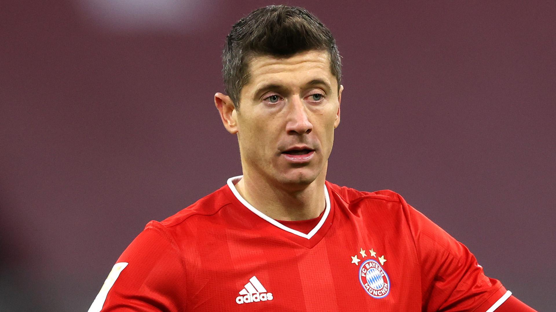 Lewandowski to miss second leg of Bayern Munich's Champions League  quarter-final against PSG with knee injury | Goal.com