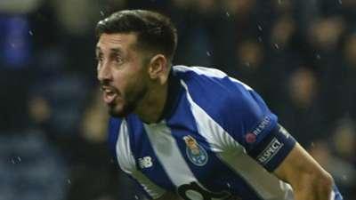 Hector Herrera Porto 2018-19
