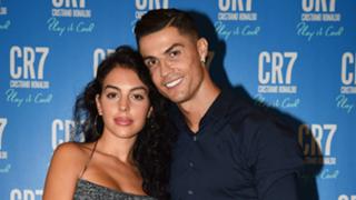 Cristiano Ronaldo Georgina Rodriguez 2019
