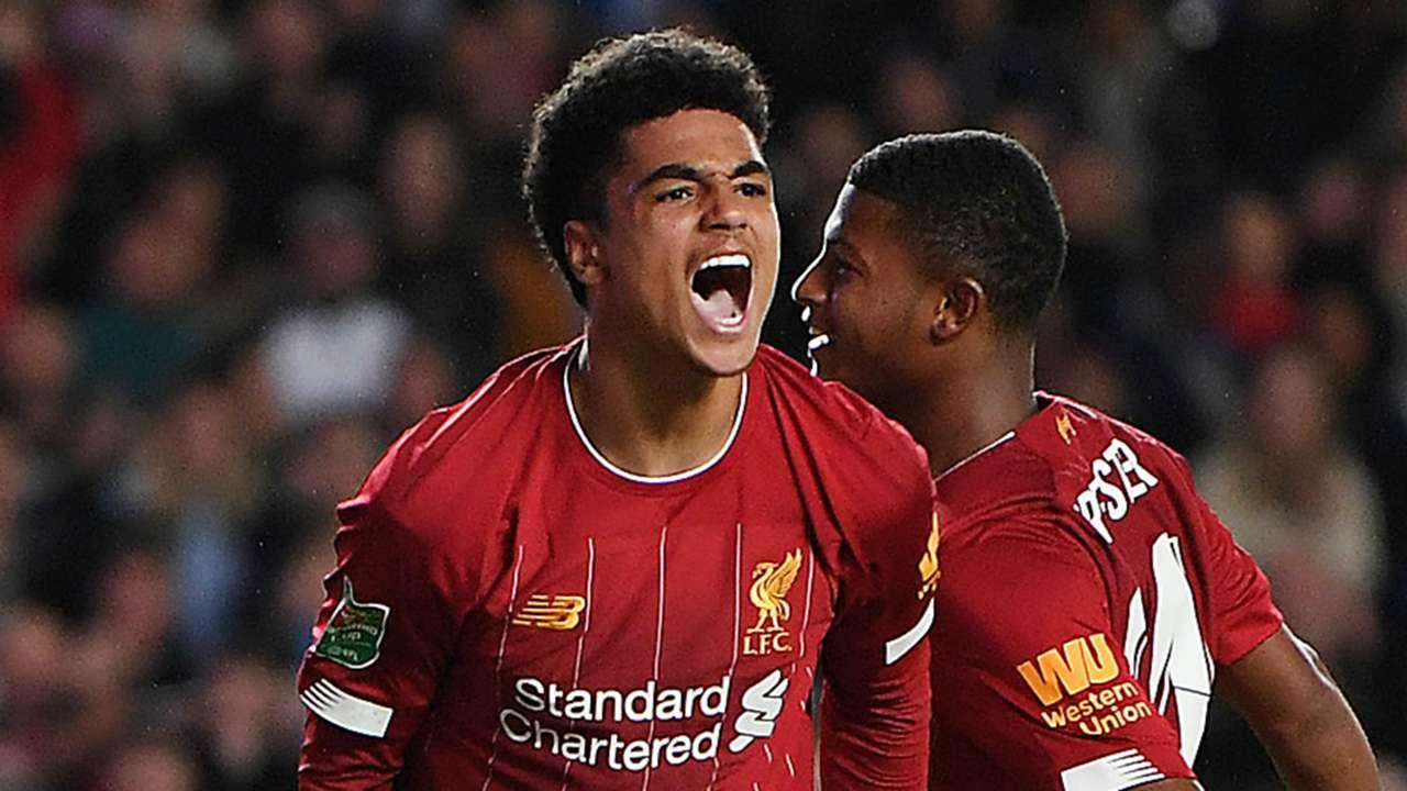 Ki-Jana Hoever Liverpool 2019-20
