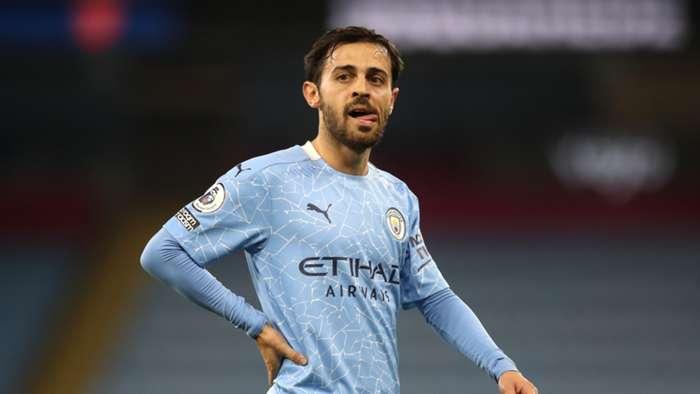Bernardo Silva Manchester City 2020-21