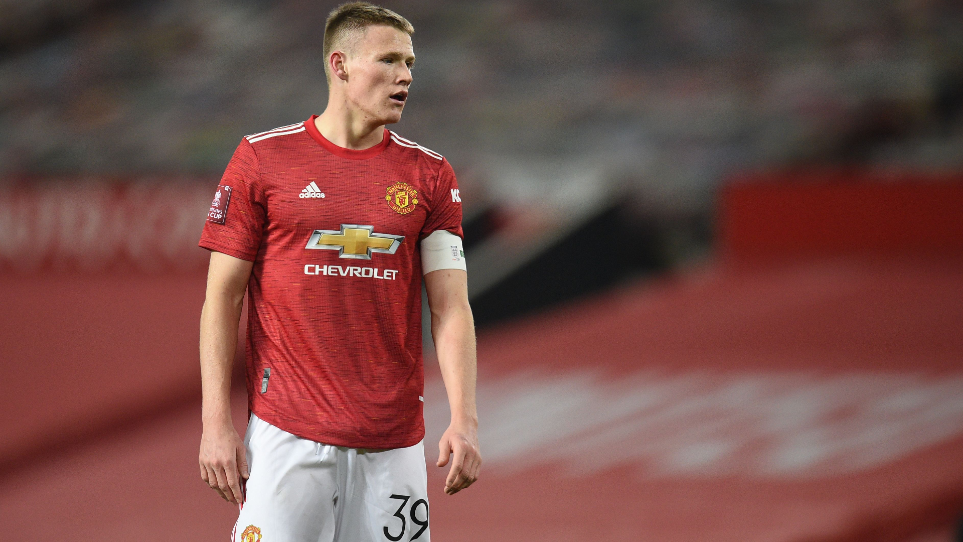 'I love this football club' - Man Utd midfielder McTominay honoured to captain boyhood side in FA Cup win