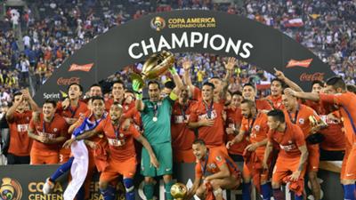 Chile Copa America 2016