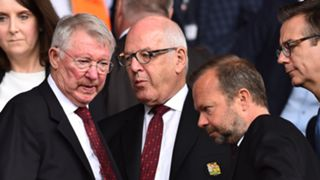 Sir Alex Ferguson Ed Woodward