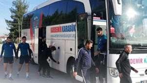 Karabukspor Bandirmaspor Otobus TFF 2. Lig 10262019