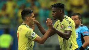 Radamel Falcao & Duván Zapata Colombia 2019
