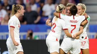England Women 2019