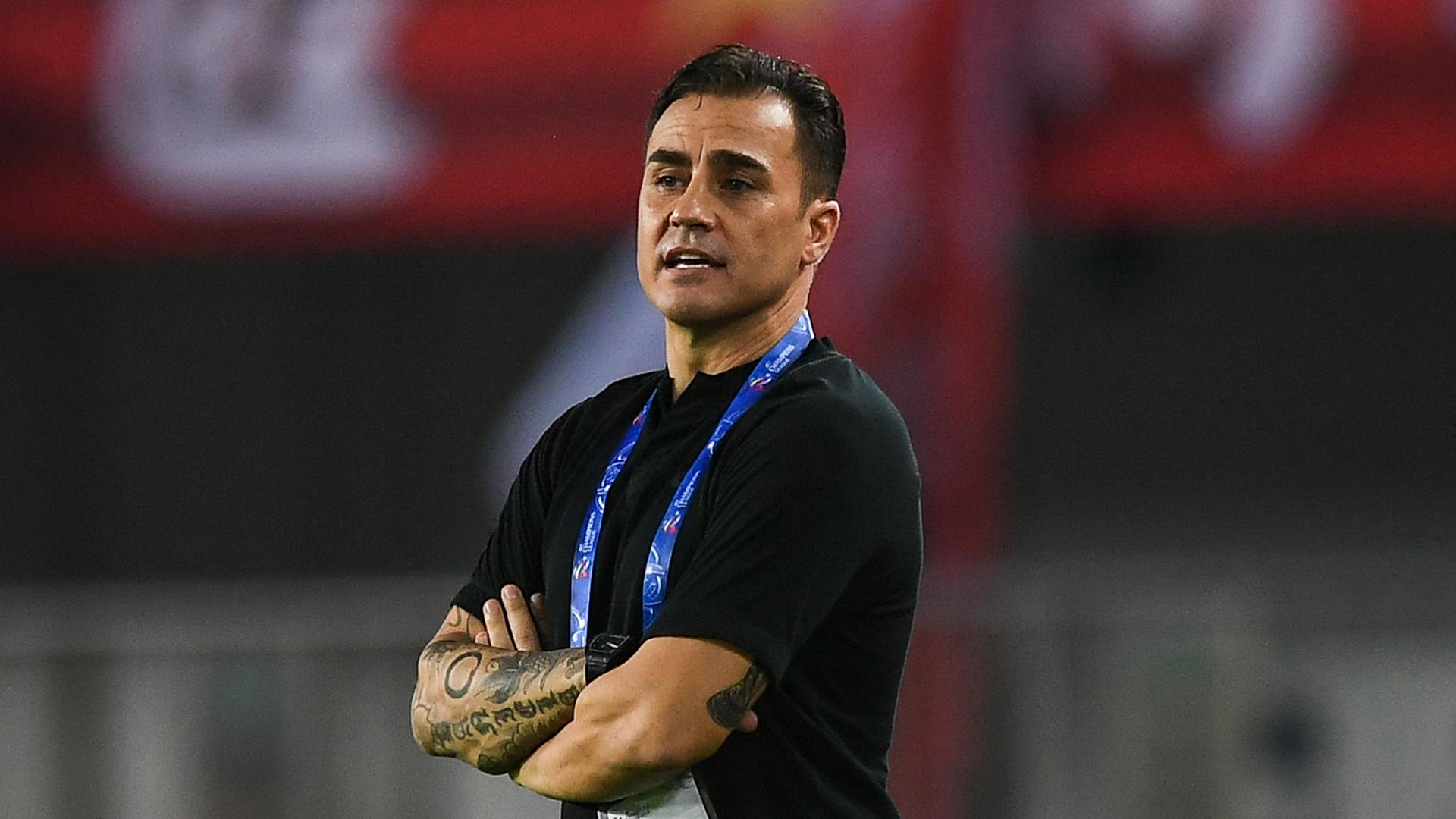 Esonerato? No, sospeso: la strana situazione di Fabio Cannavaro