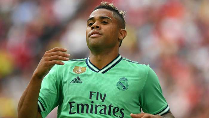 Mariano Diaz Real Madrid 2019-20
