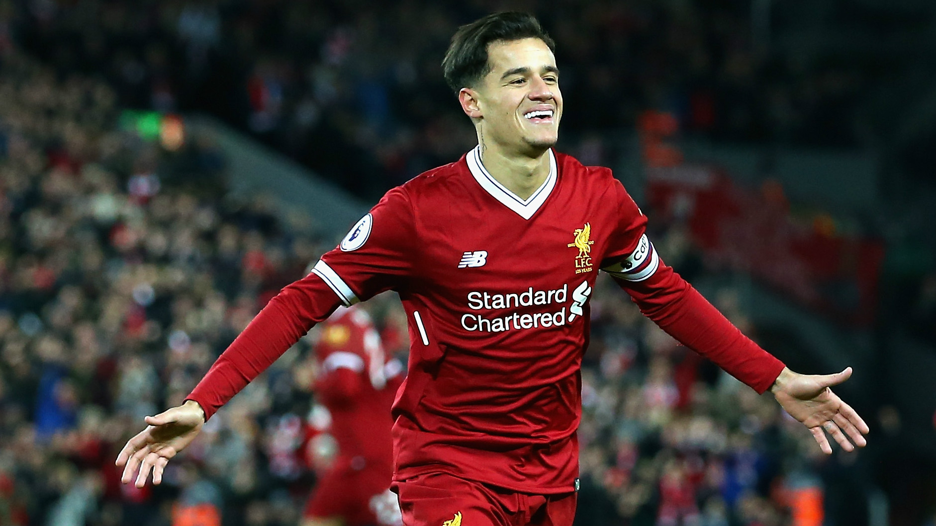 Philippe Coutinho Liverpool