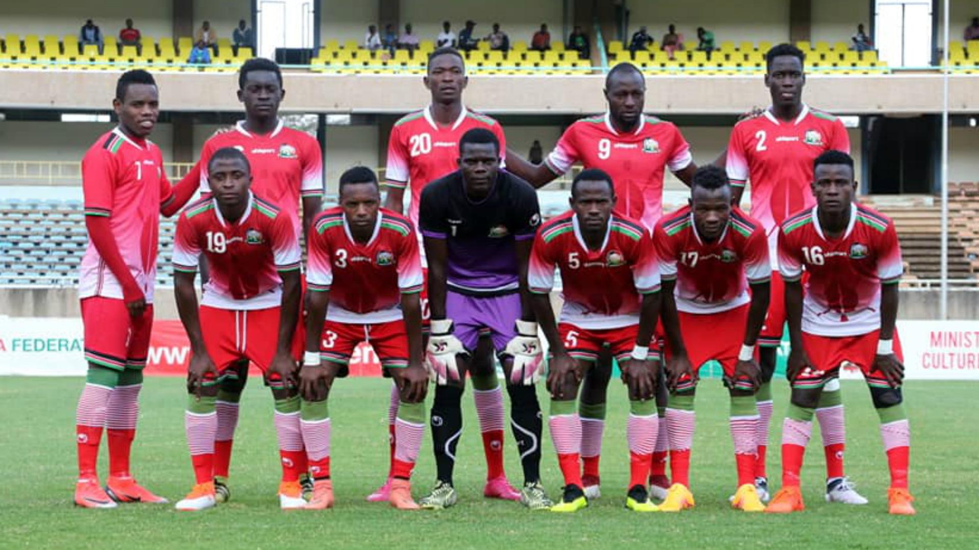 Francis Kimanzi makes five changes as Emerging Stars take on ...