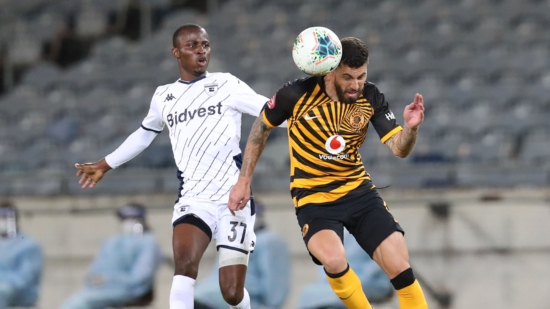 Kaizer Chiefs 1-1 Bidvest Wits: Amakhosi miss opportunity to extend gap over Mamelodi Sundowns