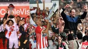 River 2008 Estudiantes 2010 Boca 1998 Campeones Futbol Argentino